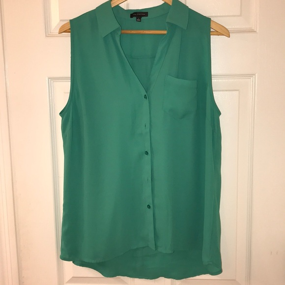 ae7d0bf31ec82 The Limited Tops - NEW LISTING - The Limited Sleeveless Ashton Blouse